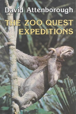9780718824655: The Zoo Quest Expeditions: Travels in Guyana, Indonesia and Paraguay