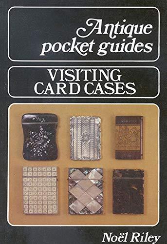 9780718825492: Visiting Card Cases P (Antique Pocket Guides)