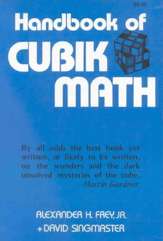 9780718825553: Handbook of Cubik Mathematics
