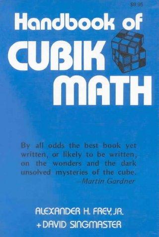 9780718825553: Handbook of Cubik Math