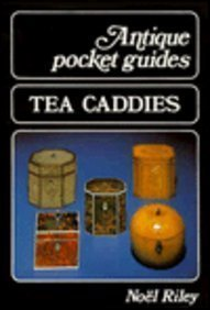 9780718825980: Tea Caddies (Antique Pocket Guides)
