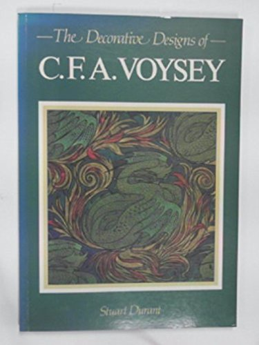 9780718828004: The decorative designs of C. F. A. Voysey