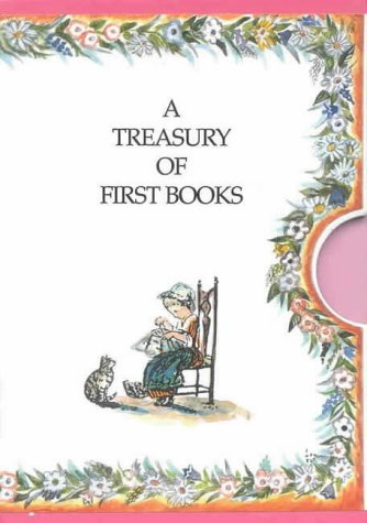 Treasury Set (Pink): First Graces / First Hymns / First Prayers / More Prayers (First Books) (9780718828295) by Tudor, Tasha; Seymour, Brenda Meredith