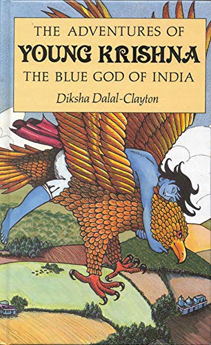 9780718828394: Adventures of Young Krishna: The Blue God of India