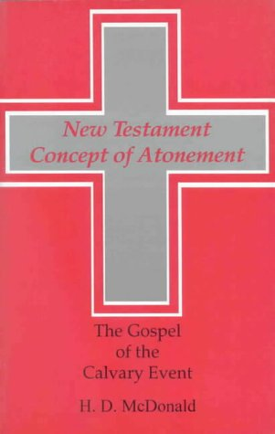 9780718828882: New Testament Concept of Atonement