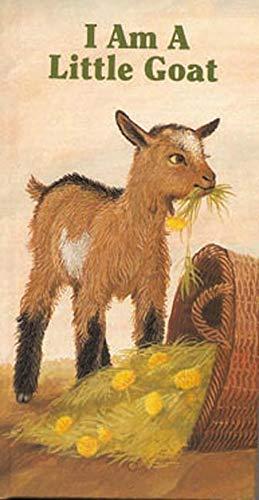 I Am a Little Goat (Little Furry Friends): Fechner, Amrei