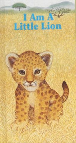 9780718829087: I Am a Little Lion (Furry Friends)