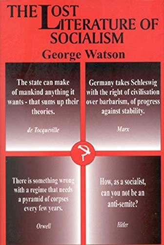9780718829834: Lost Literature of Socialism