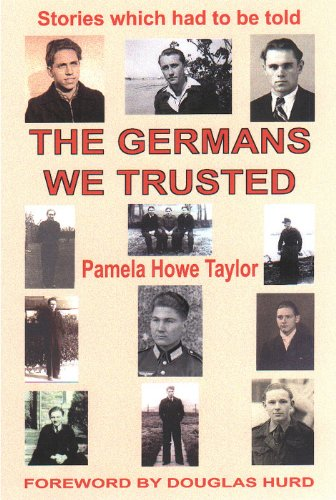 9780718830342: The Germans We Trusted: Stories Which Had To Be Told