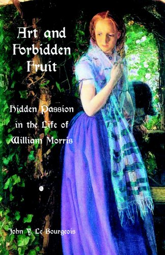 9780718830595: Art and Forbidden Fruit: Hidden Passion in the Life of William Morris