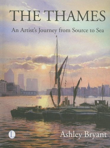 9780718830625: The Thames: An Artist's Journey