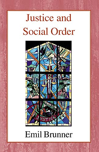 9780718890353: Justice and Social Order
