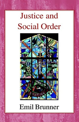 9780718890360: Justice and Social Order