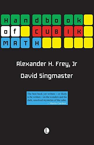 9780718892098: Handbook of Cubik Math