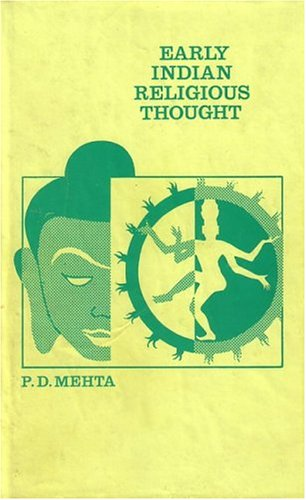 9780718900830: Early Indian Religious Thought