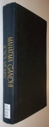 MAHATMA GANDHI 100 YEARS: Radhakrishnan, S.