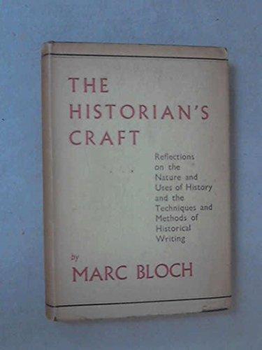 9780719000560: The Historian's Craft