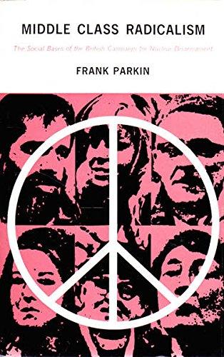 Middle Class Radicalism.: Parkin, Frank.