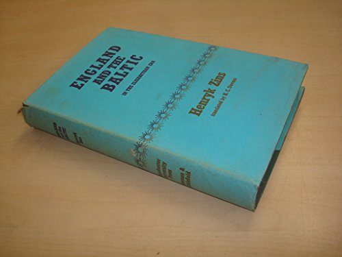 9780719004711: England and the Baltic in the Elizabethan Era