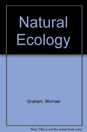 9780719004834: Natural Ecology