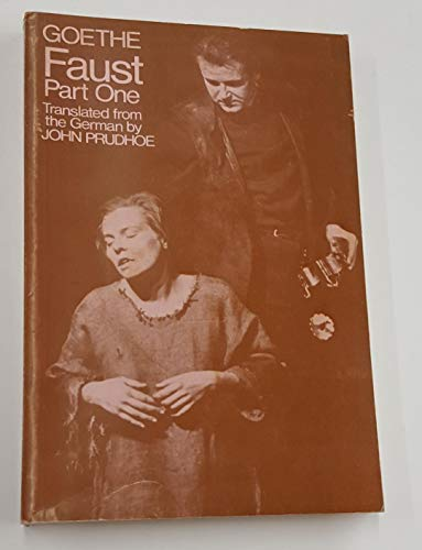9780719005701: Faust Part 1 (Classics of drama in English translation) (Pt. 1)