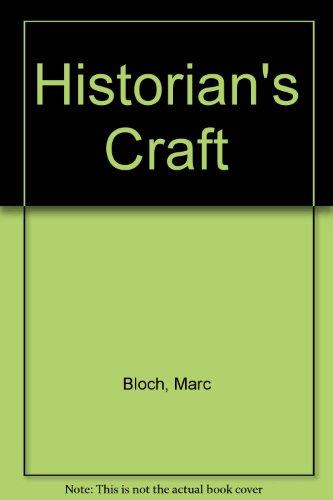 9780719006647: Historian's Craft