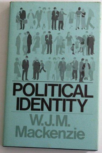 9780719007101: Political Identity
