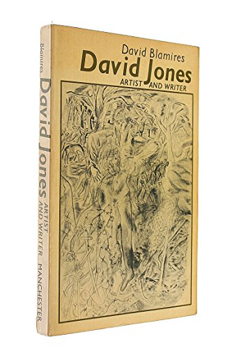 David Jones : Artist and Writer
