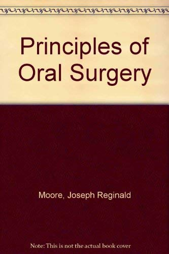 9780719008016: Principles of Oral Surgery
