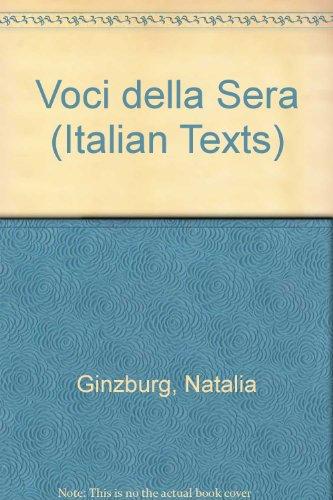 Le Voci Della Sera: Ginzberg, Natalia