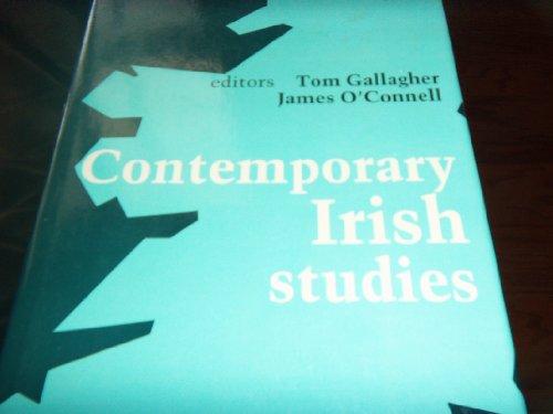 9780719009198: Contemporary Irish Studies