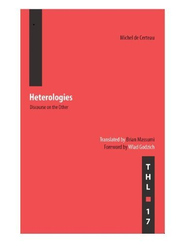 9780719014796: Heterologies: Discourse on the Other