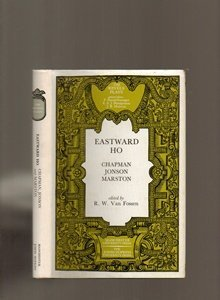9780719015144: Eastward Ho! (Revels Plays Companion Library)