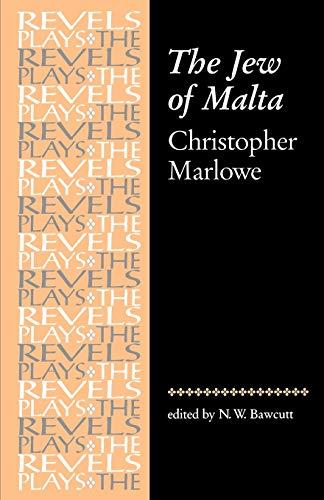 9780719016189: Jew of Malta: Christopher Marlowe (Revels Plays MUP)
