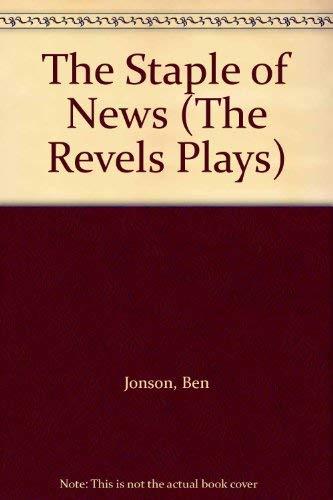 9780719016318: The Staple of News