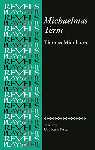9780719016400: Michaelmas Term: Thomas Middleton