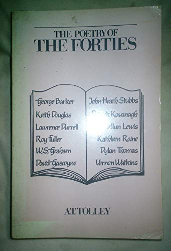 9780719017094: Poetry of the Forties