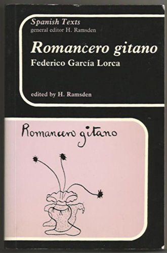 9780719017247: Romancero Gitano (Spanish Texts)