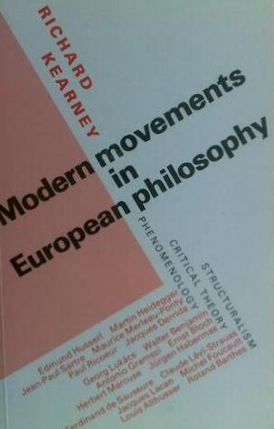 9780719017476: Modern Movements in European Philosophy