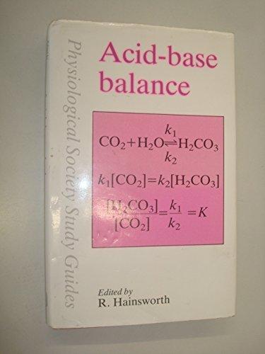 Acid-base Balance: Hainsworth, R (ed)