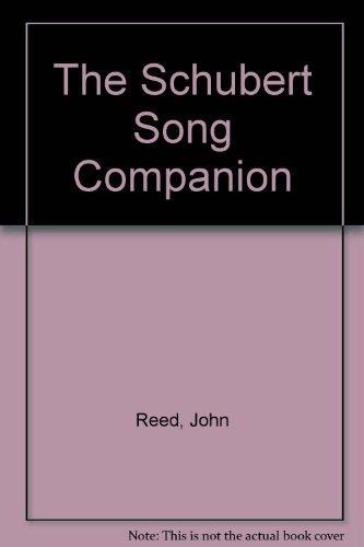 9780719023927: The Schubert Song Companion