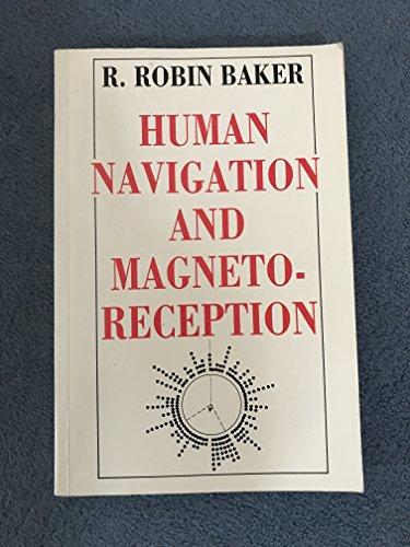 9780719026270: Human Navigation and Magnetoreception