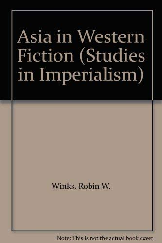 9780719029066: Asia in Western Fiction (Studies in Imperialism)