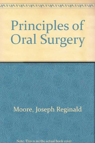 9780719033605: Principles of Oral Surgery