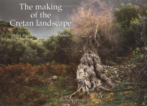 9780719036477: Making of the Cretan Landscape