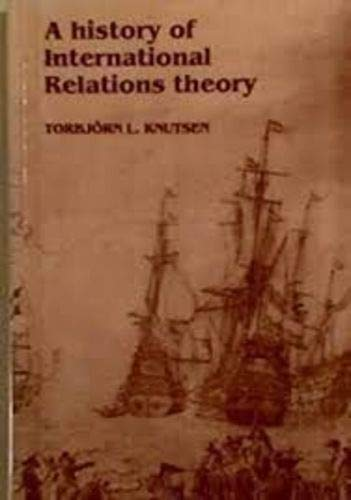 9780719036606: The History of International Relations Theory: An Introduction