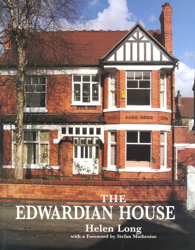 9780719037290: The Edwardian House (Studies in Design & Material Culture)