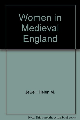 9780719040160: Women in Medieval England