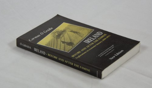 9780719040351: Ireland Before and After the Famine: Explorations in Economic History, 1800-1925