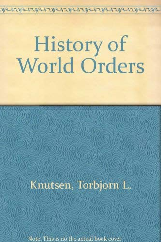 9780719040573: History of World Orders